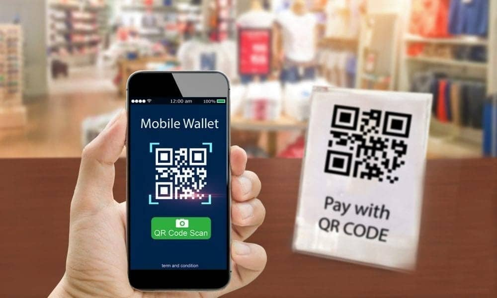 YOU CAN PAY WITH QR CODE TOO