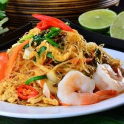 BR Noodle with Prawn